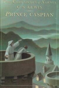 PRINCE-CASPIAN-by-C-S-Lewis-a-Hardcover-book-FREE-SHIPPING-Chronicles-of-Narnia