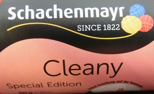 5,90 €//100 g PINK # 3600 : 50 g SMC CLEANY Special Edition für Schwämme etc.