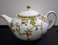Wedgwood Oberon Teapot Bone China With Tag