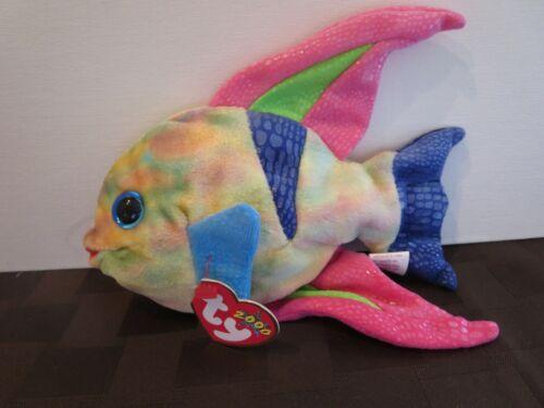 2000 Mint w// Tag PE Pellets Ty Beanie Babies Aruba the tropical fish