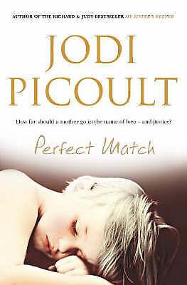 Picoult, Jodi  The Perfect Match  Book