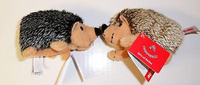 "One Herzog the Hedgehog 3.5/"" plush NEW by Aurora"