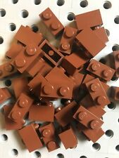 Lego BULK 1x2 Tan Bricks Blocks 1 X 2