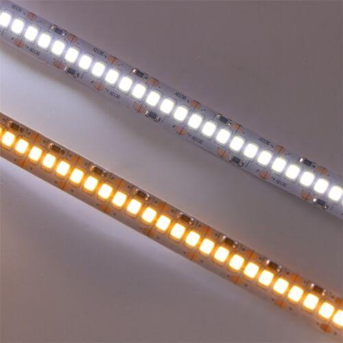 SMD2835 5M 1200Led 240Led//m High Bright Led Strip Light Flexible DC12V Tape Lamp