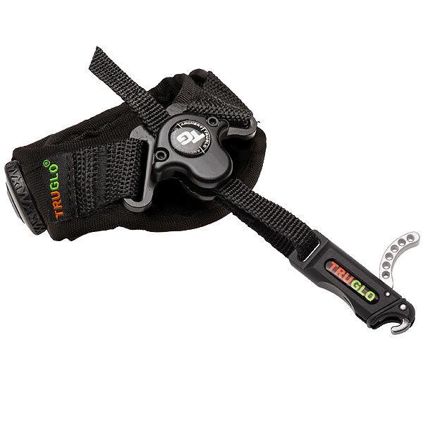 Nueva versión Truglo detonador Archery ayuda Negro Con Boa Correa TG2560SBB