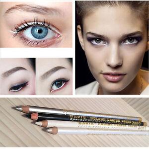 4-Farben-Glitter-Eyeliner-Pencil-Lidstrich-Augen-Liner-Eye-Kosmetik-Makeup
