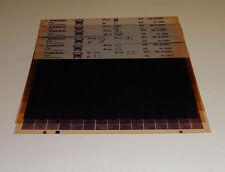 Microfich Ersatzteilkatalog Volvo LKW F 16 Stand 01/1994