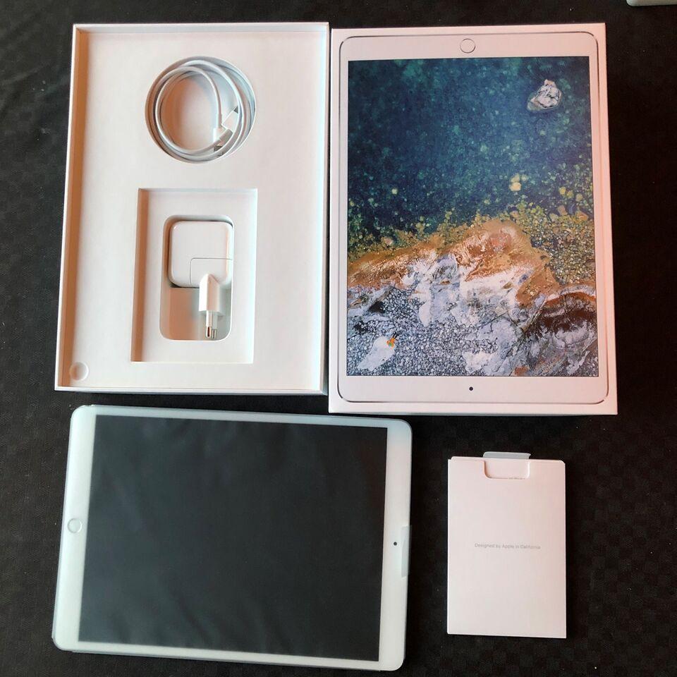 iPad Pro, 512 GB, hvid
