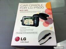 Car Cradle/Auto Halterung inkl. Ladekabel für LG-P500 SCS-320 AGEUBKB