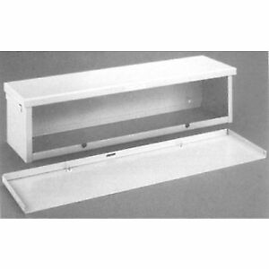 hoffman a4424rt wire trough 38210 safety protection ebay rh ebay com Wireways Troughs Wireways Troughs