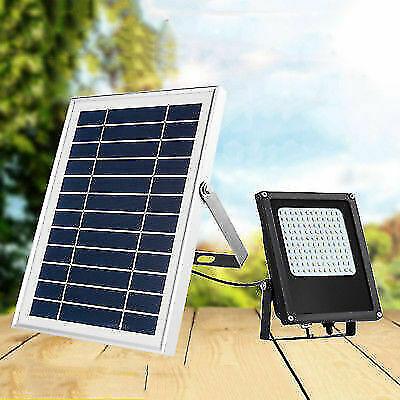 120 Led Solar Powered Motion Sensor Wall Lamp Garden Spot Light Security Outdoor For Sale Online Ebay