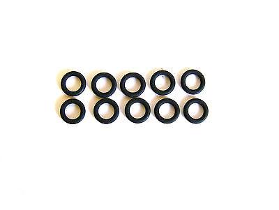 1x10 FEBI 3870 Mercedes-Benz Fuel Pipe Black Seals O-Ring A6019970645