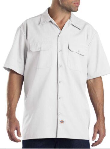 Mechanics Shop 1574 Dickies Men/'s Size BIG or TALL Short Sleeve Work Shirt