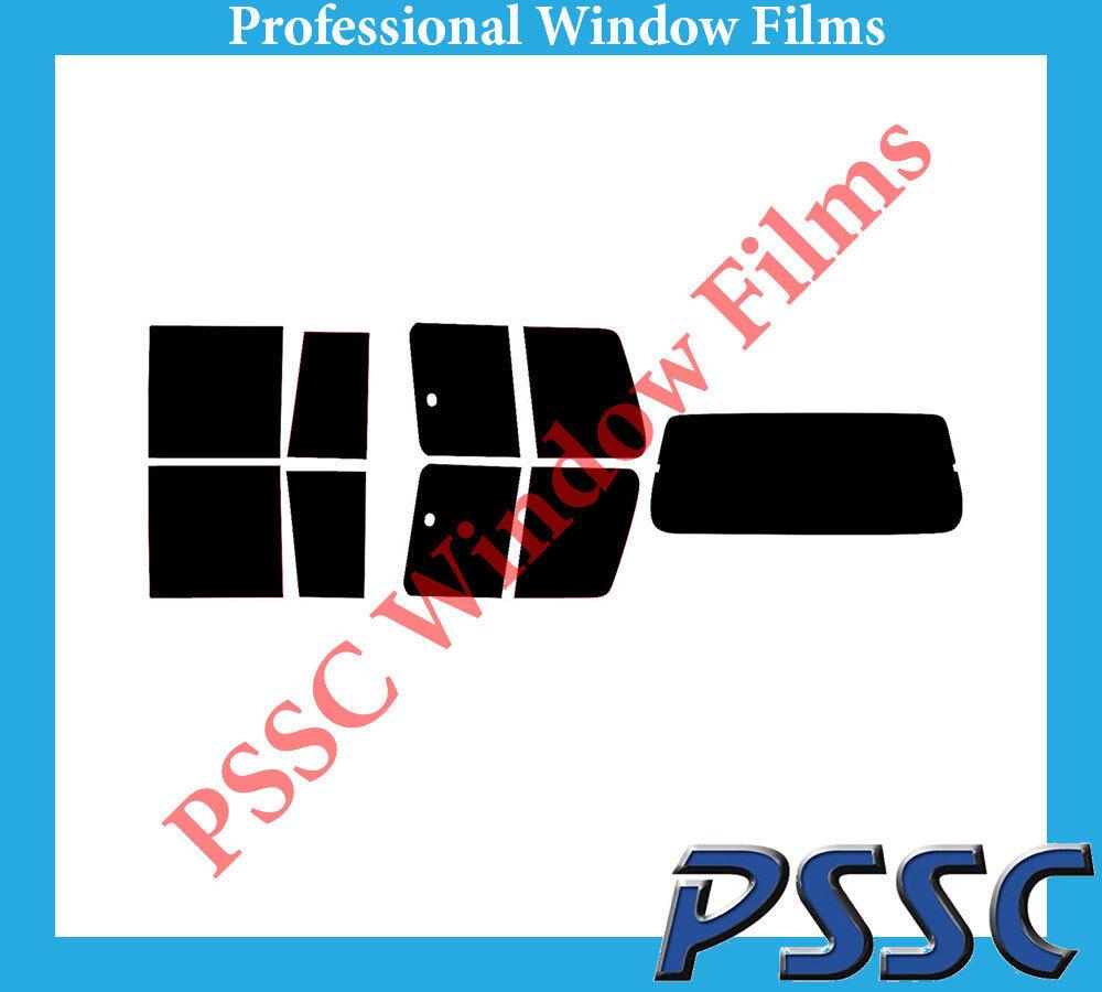 PSSC Pre Cut Rear Car Window Films - Mitsubishi Shogun 5 Door 1991 to 2000