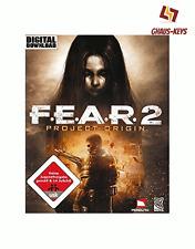 Fear 2 Project Origin Steamkey Steam Pc Key Game Download Neu Code Blitzversand