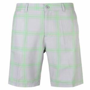 4565c02a24 Image is loading Slazenger-Mens-Check-Short-Golf-Shorts-Pants-Trousers-