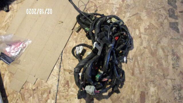 2009 Yamaha Fx Nytro Xtx Main Wire Harness Assembly 8gl