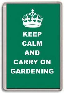 KEEP-CALM-AND-CARRY-ON-GARDENING-Fridge-Magnet