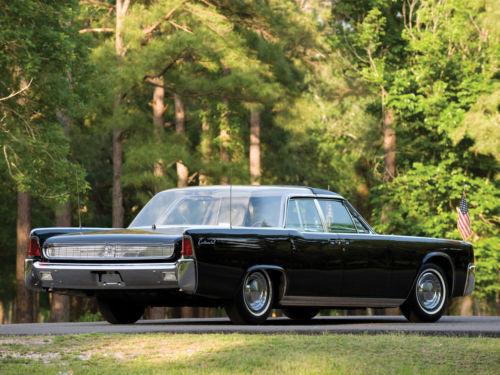 "1962 Lincoln Continental Bubbletop kennedy Limousine 11 x 14/""  Photo Print"