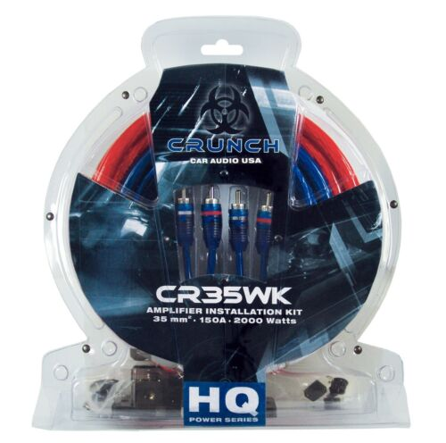 Crunch cr-35 WK 35 QMM kabelkit alta calidad