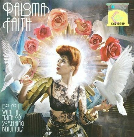 1 of 1 - PALOMA FAITH Do You Want The Truth Or Something Beautiful? CD BRAND NEW