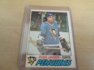 OPC-1977-1978-102-PIERRE-LAROUCHE-PITTSBURGH-PENGUINS