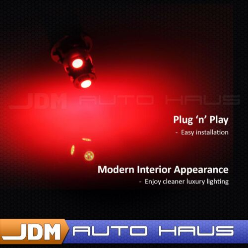 16x Red Interior LED Lights Package for 2007-2014 Infiniti G35 G37 Coupe Sedan