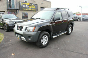 2012 Nissan Xterra MANUAL / ONE OWNER/ CERTIFIED/ LOW KMS/ MANUAL/ 4WD/ SUV