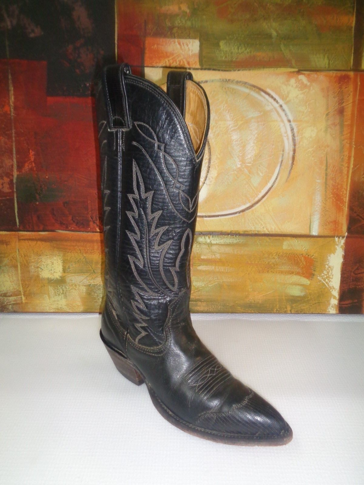 Man's/Woman's Nocona Vintage Cowboy discount Boots 5B Great variety discount Cowboy price Direct business 8c896f