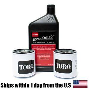 Details about Genuine OEM Toro 1-633750 E633750 Exmark Hydraulic Hydro Oil  Filter 1 Quart Oil