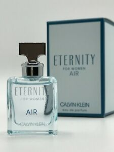 Calvin Klein ETERNITY AIR WOMEN PARFUM SPLASH 0.17 OZ 5 ML NEW IN BOX