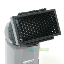 HC-01 Honeycomb Grid Filter for Speedlite Flash Yongnuo YN460 YN468 YN560 II III