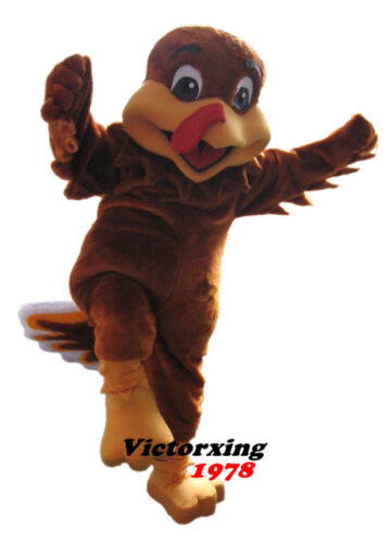 Turkey Mascot Costume Animal Cartoon Costume Free Shipping