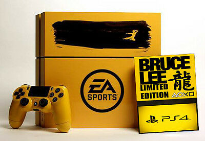 Video Games & Consoles Aufkleber Abdeckung Set Without Return Hard-Working Ps4 Bruce Lee Edition