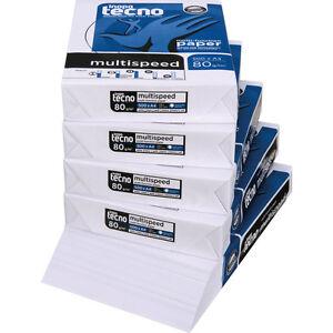 Kopierpapier A4 echte 80g ! 10000 Blatt Druckerpapier Fax+Laser+Copy+Duplex