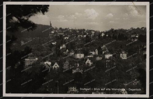 Stuttgart-Degerloch-Alte-Weinsteige-Gebäude-Architektur-Panorama