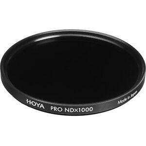 588221 Hoya filtre HMC Nd1000 82mm