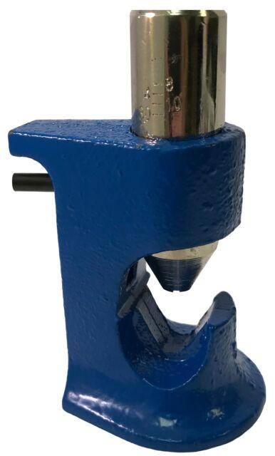Deka Battery Cable Copper Lug Hammer Crimper Tool For 8 to 4//0 Gauge Terminal