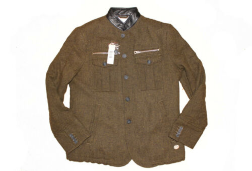 100 chigi Jacket Authentic Diesel M Size Brown W xf5nYqwR