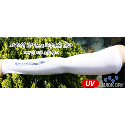 NEW INCONTRO Skin Cooling Wristlet Cool Arm Sleeve UV Protective Outdoor Sports