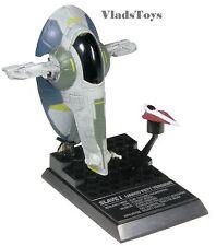 F-Toys Star Wars Vehicle Collection 7 Slave I (Jango Fett Version) 1/350 (04)