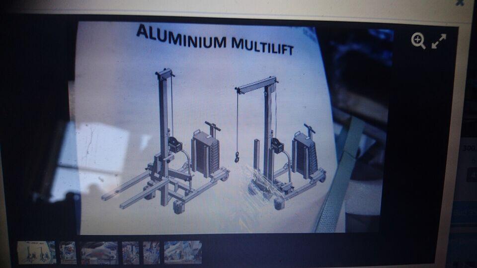 Multilift , Schilling