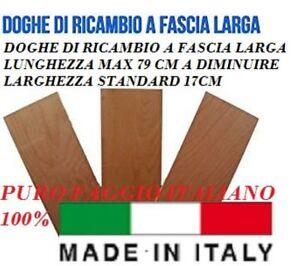 DOGHE LARGHE DI RICAMBIO RETE RETI DA LETTO IN LEGNO DI FAGGIO 790 ...