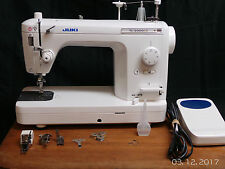 Juki 2000Qi Heavy Duty Straight Stitch Sewing Machine Leather Upholstery Denim