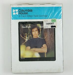 NEIL-DIAMOND-Heartlight-8-TRACK-TAPE-1982-SOFT-ROCK-SEALED-UNPLAYED