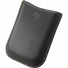 100% Genuine BlackBerry Storm 9500 9520 9530 9550 Leather Pouch Case Original