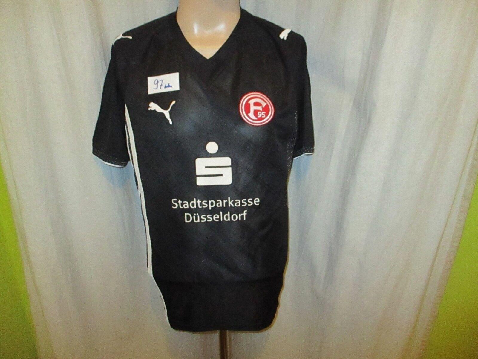 Fortuna Düsseldorf Puma Auswärts Trikot 2009/10