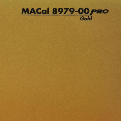 1 m Dekofolie gold glänzend Klebefolie selbstklebend 61,5 cm 11,95 € //m