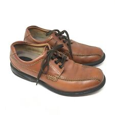 93554043db9a item 3 Men s Clarks Colson Over Shoes Oxford Size 8M Brown Leather Bicycle  Toe Dress K4 -Men s Clarks Colson Over Shoes Oxford Size 8M Brown Leather  Bicycle ...