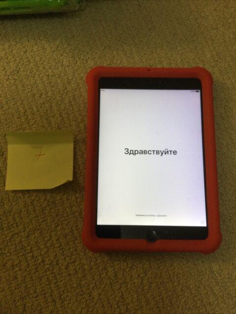 Apple iPad mini 2 16 Go Wi-Fi 7.9 in (environ 20.07 cm) Gris sidéral A1489 ME276B/A